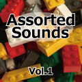 【単品】Assorted Sounds Vol.1 #03【12:12】